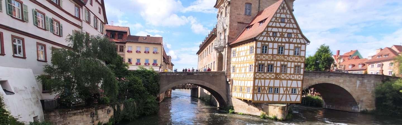 Deutschland Reiseziel Bamberg